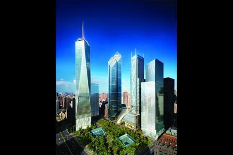 Look to the sky: New York's Freedom Tower will have 82 storeys